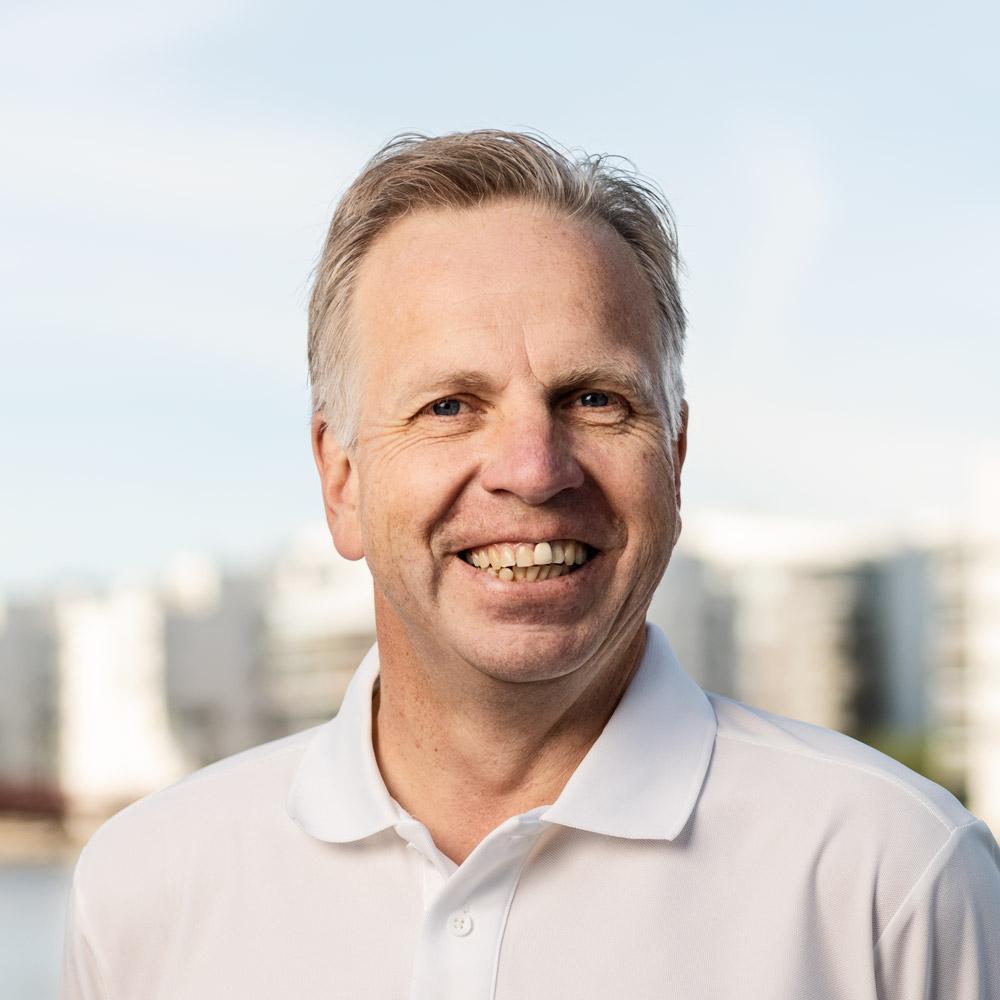 Glenn Carlsson, VD, Ambratec